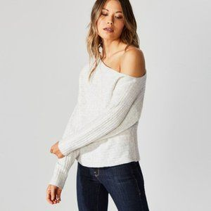 Bailey 44 Slope Ribbed Wool Blend Sweater